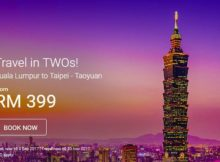 AirAsia Travel In Two Promotion 2017