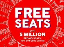 AirAsia Free Seats 2018 Promo Fares