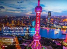 AirAsia Hot November Promo
