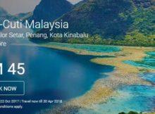 AirAsia Cuti Cuti Malaysia Promo