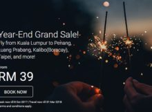 AirAsia Year End Grand Sale Promo