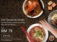 AirAsia Hot Sarawak Promo
