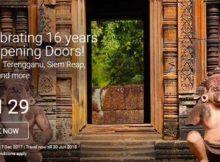 AirAsia 16 Years Promo