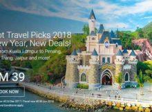 AirAsia Hot Travel Picks 2018 Promo