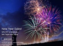 AirAsia 50 Percent Off New Year Promotion