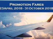 AirAsia Weekly Promotion From RM39
