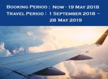 AirAsia May Campaign Promotion