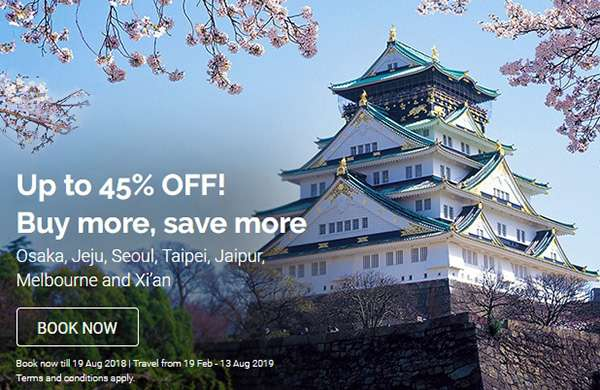 AirAsia Buy More Save More Promotion