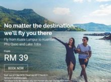 AirAsia Fly You There Promotion 2018