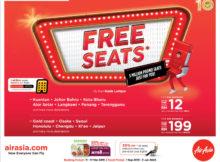 AirAsia Free Seats Promotion 2019-2020