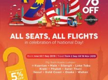 airasia national day 20off all seats