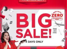airasia big sale free seats promo