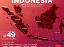 airasia special fares to indonesia